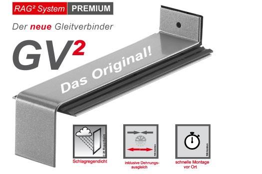 Fensterbankverbinder WDVS | RAL Farbe wählbar