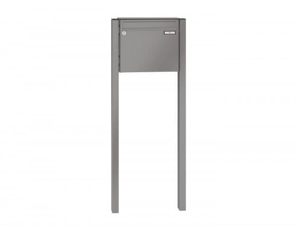 Renz Basic B Freistehend |10-0-25043 (einbetonieren) und 10-0-29000 (Standfuß) | 370 x 330 x 100 mm