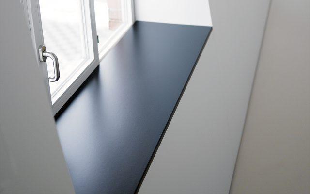 Werzalit Compact Innenfensterbank