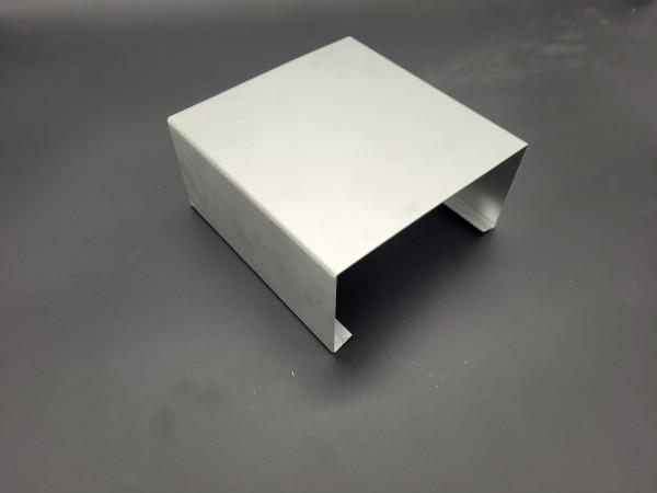Mauerabdeckung / Attika Breite 370 mm blank