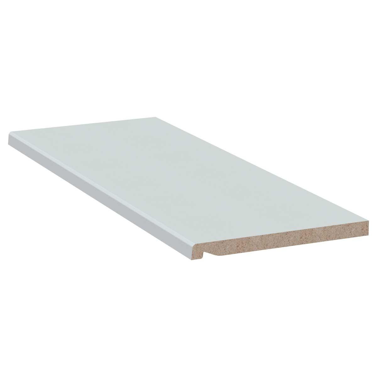 compact Dekor 001 weiß | Breite 300 mm
