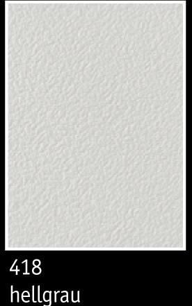 Perl hellgrau (418)