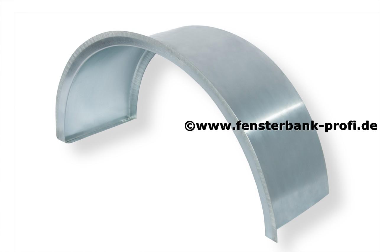 halbrunde und runde Fensterbänke / Fensterbank | Fensterbankprofi
