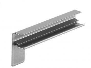 RAL Endkappenpaare Aluminium für Putz