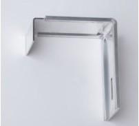 Fensterbankhalter Alu ausziehbar