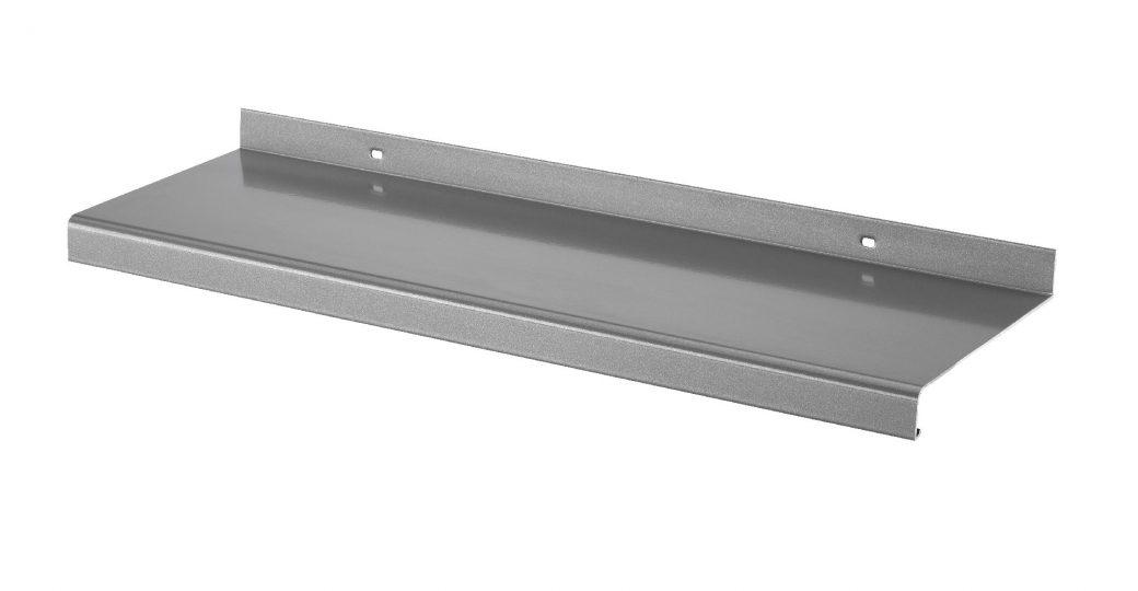 aluminium fensterbank ral 7016 ausladung 380 mm 25 mm tropfkante fensterbankprofi. Black Bedroom Furniture Sets. Home Design Ideas