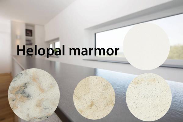 Mauerabdeckung marmor außen 40 cm Breite