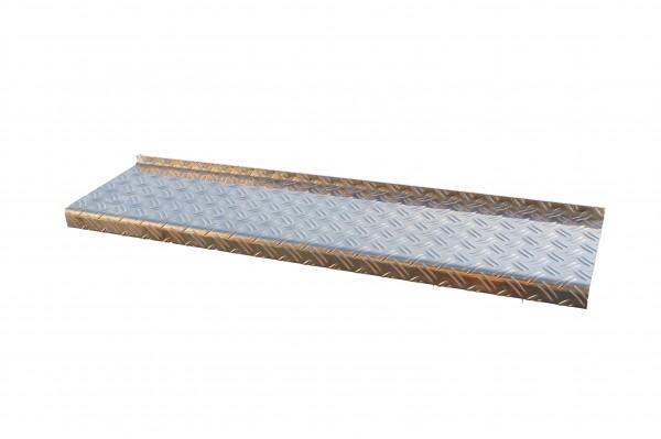 Balkonaustritt 420 mm blank