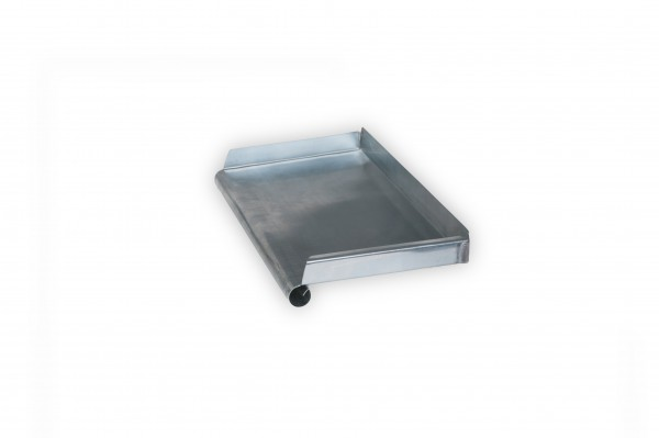Fensterbank Zink Ausladung 50 mm / gerollte Tropfkante