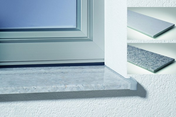 Fensterbank classic basic 400 mm | Außenfensterbank