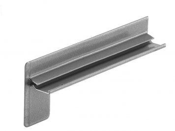 RAL Endkappenpaare Aluminium für Holz und Klinker