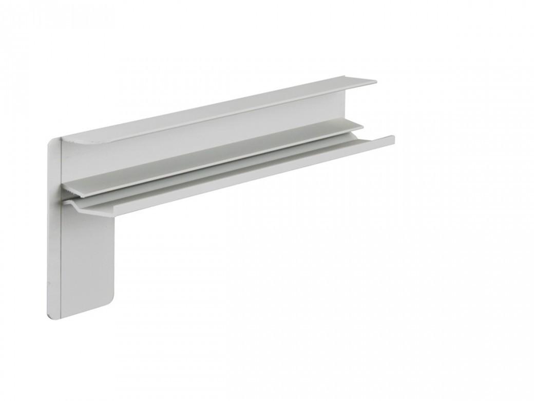 Endkappenpaare Aluminium für Putz   Fensterbank-Profi