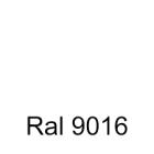 Weiß (RAL- Farbton 9016)